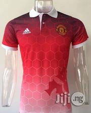 Manchester United Official Polo   Clothing for sale in Lagos State, Lagos Mainland