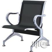 Emel Best Quality Metal Reception Chair -Black | Furniture for sale in Lagos State, Alimosho