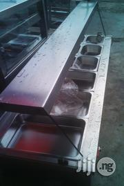 Food Warmer Display 6 Full Pans Or 12 Half Pans | Restaurant & Catering Equipment for sale in Rivers State, Port-Harcourt