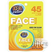 Face Potion Clear Zinc Oxide SPF 45 | Manufacturing Materials & Tools for sale in Lagos State