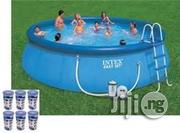 4.57m By 91cm Swimming Pool (Wholesale And Retail) | Sports Equipment for sale in Lagos State, Lagos Mainland