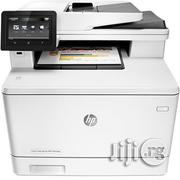 HP Colour Laserjet Pro Printer - MFP M477fdw | Printers & Scanners for sale in Lagos State, Ikeja