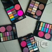 Zaron Eyeshadow Palette and Duo Blush | Makeup for sale in Lagos State, Ikorodu
