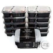 2 Compartment Reusable Food Storage Containers With Lids   Kitchen & Dining for sale in Lagos State, Lagos Mainland