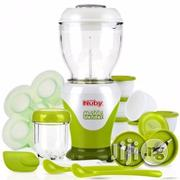 Nuby Garden Fresh Mighty Baby Fruit & Puree Blender | Kitchen Appliances for sale in Lagos State, Ikoyi