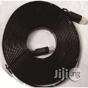 HDMI Male To Male Cable Flat 20m | Accessories & Supplies for Electronics for sale in Lagos State, Ikeja
