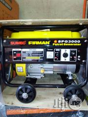 Sumec Firman Generator Model No Spg3000   Electrical Equipment for sale in Rivers State, Port-Harcourt