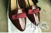 Ribbon Inscribe Flat Shoe   Shoes for sale in Lagos State, Ikoyi