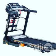 2hp Treadmill With Massager, Incline Mp3player | Massagers for sale in Lagos State, Ikeja