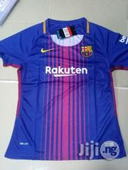 Barcelona Home Jersey   Children's Clothing for sale in Lagos State, Ikeja