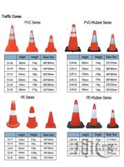 PVC Cone And Road Traffic Equipment | Safety Equipment for sale in Lagos State, Ikeja