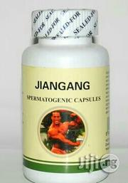 Jiangang Natural Spermatogenic Capsules | Vitamins & Supplements for sale in Lagos State, Yaba