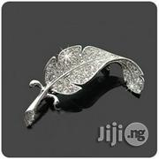 Silver Tone Leaf Brooches | Jewelry for sale in Rivers State, Port-Harcourt