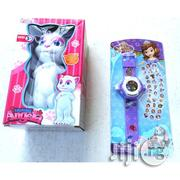Talking Angela Toy Sofia the First Projector Wristwatch | Toys for sale in Lagos State, Surulere