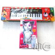 Kids' Talking Angela Toy Piano With Microphone | Toys for sale in Lagos State, Surulere