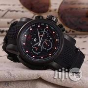 Invicta S1 Rally Chronograph Black Dial Wristwatch | Watches for sale in Lagos State, Oshodi-Isolo