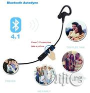 Wireless Earbuds Sport Running Bluetooth Earphone Earpiece With Mic H | Headphones for sale in Lagos State, Ikeja