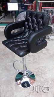 High Quailty Executive Unique Leather Bar Stools | Furniture for sale in Lagos State, Ojo