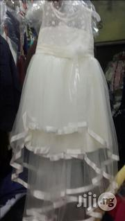 We Deal On Little Bride Wears With Tail For Ur Special Weddings | Wedding Wear for sale in Lagos State, Isolo