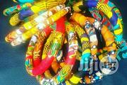 6sets Of Ankara Tiny Bangles | Jewelry for sale in Lagos State, Agboyi/Ketu