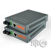 Simplex Fiber Media Converter SC | Networking Products for sale in Lagos State, Ikeja