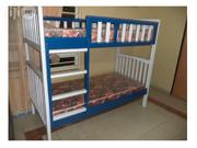 Bunk Bed For Boys Blue/White | Furniture for sale in Lagos State, Ikeja