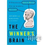 The Winner's Brain By Jeff Brown | Books & Games for sale in Lagos State, Ikeja