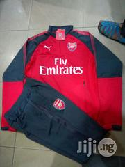 Arsenal Tracksuit | Clothing for sale in Lagos State, Ikeja