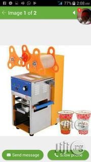 Cup Sealer | Manufacturing Equipment for sale in Lagos State, Ojo