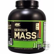 Serious Mass Weight Gainer 6lbs | Vitamins & Supplements for sale in Lagos State, Lagos Island