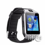 Phone Watch With Camera Silver | Watches for sale in Rivers State, Port-Harcourt