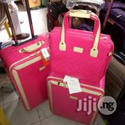 Lv Pink Luggage | Bags for sale in Lagos State, Lagos Mainland