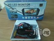 CAR LED Mirror DVD With Reverse Camera Provision | Vehicle Parts & Accessories for sale in Plateau State, Jos North