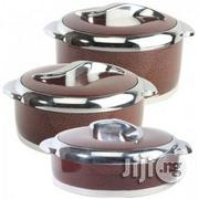 Casserole Food Warmer By 3PCS | Restaurant & Catering Equipment for sale in Lagos State, Lagos Island