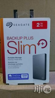 Seagate Backup Plus Slim 2tb | Computer Accessories  for sale in Lagos State, Ikeja