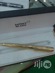 Montblanck Gold Pen | Stationery for sale in Lagos State, Surulere