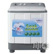 Top Loader Semi Automatic Washing Machine 8kg | Home Appliances for sale in Ondo State, Akure North