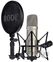Rode NT1-A Large Diaphragm Condenser Microphone | Audio & Music Equipment for sale in Lagos State, Ikeja