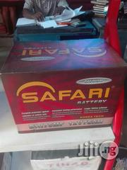 Safari Quality Motor Batteries | Vehicle Parts & Accessories for sale in Lagos State, Ojo