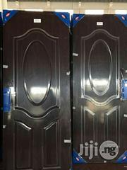 Door American Panel, With Complete Frame and Keys | Doors for sale in Lagos State, Surulere