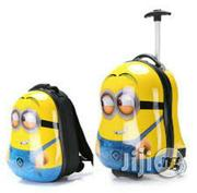 Minions 2 In 1 Trolley Bag | Bags for sale in Lagos State, Ikeja