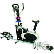 4 in 1,Orbitrac Exercise Bike | Sports Equipment for sale in Lagos State, Surulere
