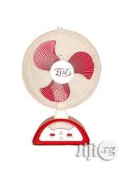 "14"" 2TM Rechargeable Table Fan 