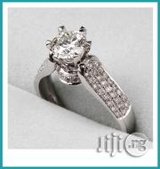Wedding /Engagement Silver Ring | Jewelry for sale in Lagos State, Ikeja