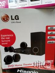 Bluetooth LG DVD Hometheater | TV & DVD Equipment for sale in Lagos State, Ikeja