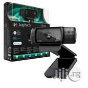 Logitech HD Pro Webcam C920 1080p Video Call | Computer Accessories  for sale in Lagos State, Ikeja