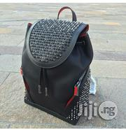 Christian Louboutin Studded Backpack | Bags for sale in Lagos State, Ojo