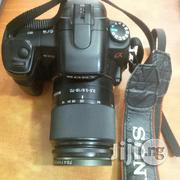 Sony Alpha 290 Uk Used Camera | Photo & Video Cameras for sale in Lagos State, Ikeja