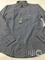 Quality Italian Men Designer Short Sleeve Shirts | Clothing for sale in Lagos State, Surulere