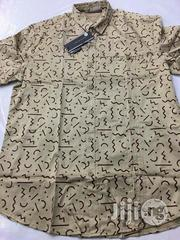 Quality Italian Men Designer Short and Long Sleeve Shirts | Clothing for sale in Lagos State, Surulere